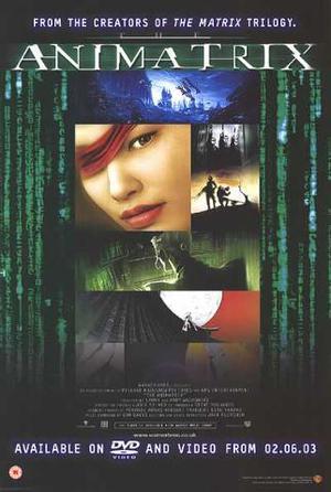 Animatrix poster