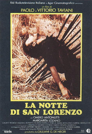 San Lorenzo-natten poster