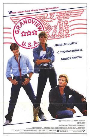 Grandview, U.S.A poster