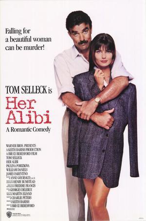 Hennes alibi poster