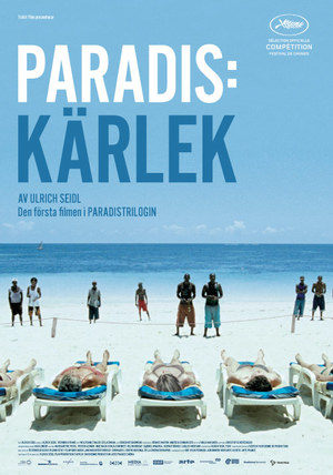 Paradis: Kärlek poster