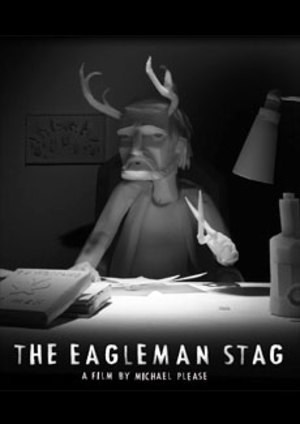 The Eagleman Stag poster