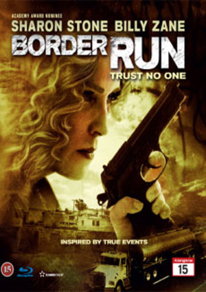 Border Run poster