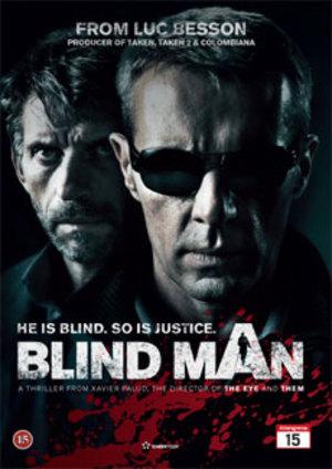 Blind Man poster