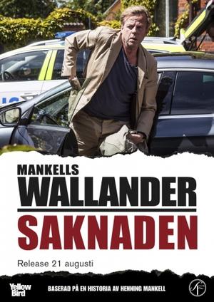 Wallander - Saknaden poster