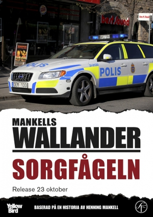 Wallander - Sorgfågeln poster