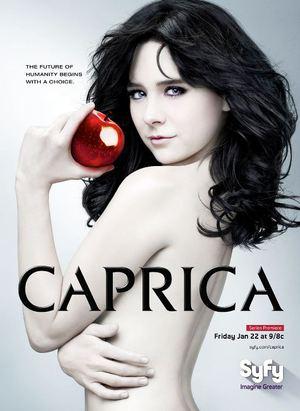Caprica poster