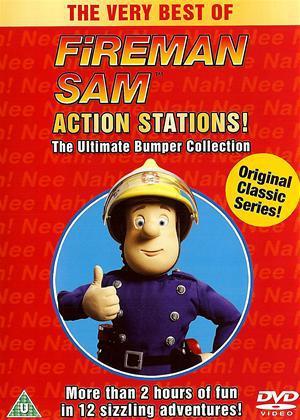 Brandman Sam poster