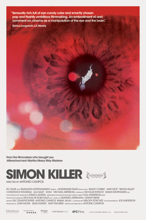 Simon Killer poster