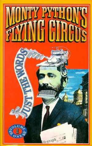 Monty Pythons flygande cirkus poster
