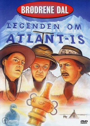 Bröderna Dal och legenden om Atlant-Is poster