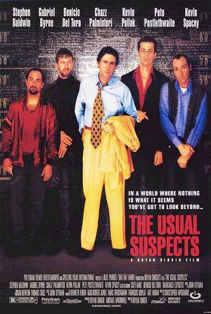 De misstänkta poster