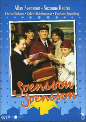 Svensson Svensson poster