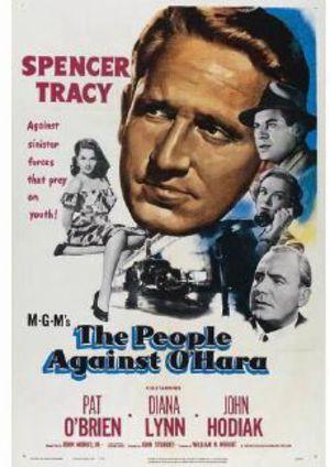 Fallet O'Hara poster