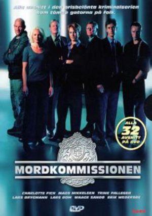 Mordkommissionen poster