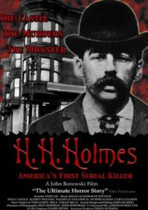 H.H. Holmes: America's First Serial Killer poster