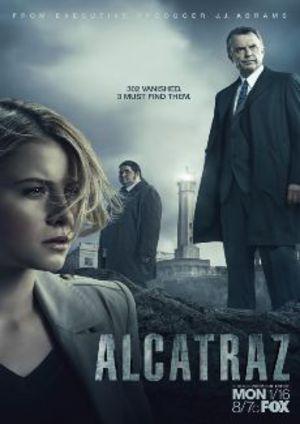 Alcatraz 2012 poster