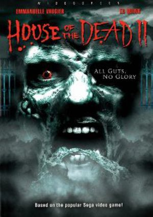House of the Dead 2 - Dead Aim poster