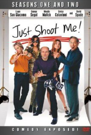 Just Shoot Me poster