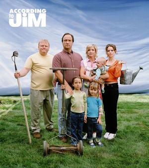 Jims värld poster