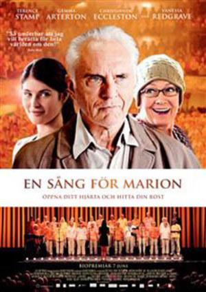 En sång för Marion poster