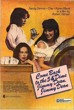 Come Back to the Five and Dime, Jimmy Dean, Jimmy Dean poster