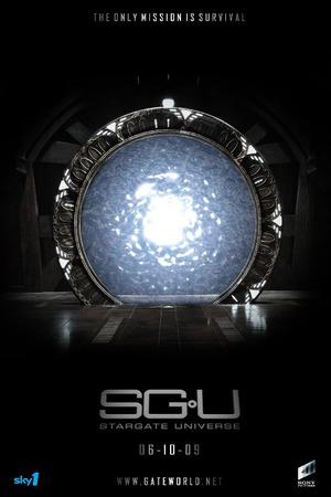 Stargate Universe poster