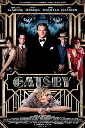 Den store Gatsby poster