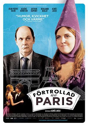 Förtrollad av Paris poster