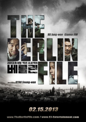 The Berlin File poster