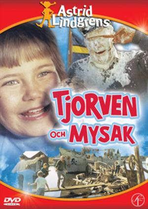Tjorven och Mysak poster