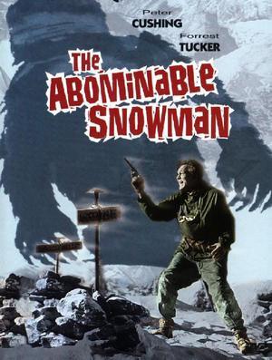 Snömannen poster