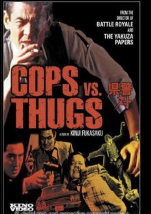 Cops vs Thugs poster