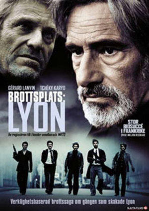 Brottsplats: Lyon poster