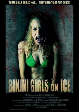 Bikini Girls on Ice poster