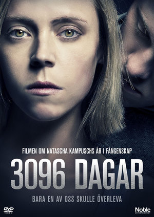 3096 dagar poster