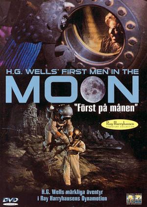 Först på månen poster