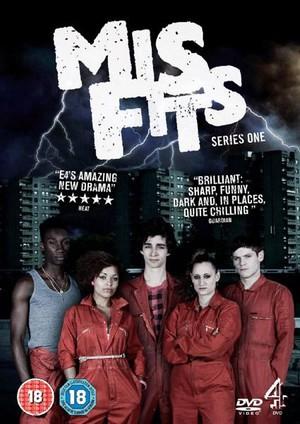 Misfits poster