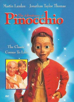 Pinocchios äventyr poster
