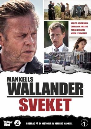 Wallander - Sveket poster