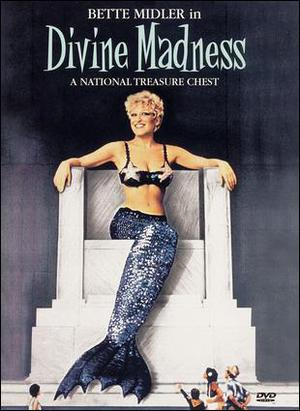 Divine Madness poster
