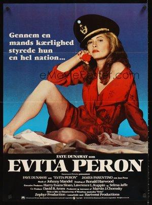 Evita Peron poster