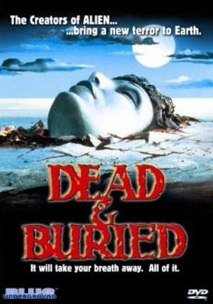 Död och begraven poster