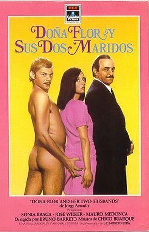 Dona Flor och hennes två äkta män poster
