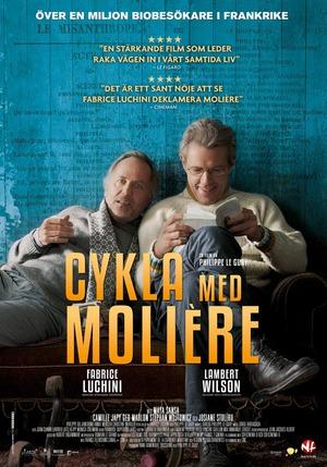 Cykla med Molière poster