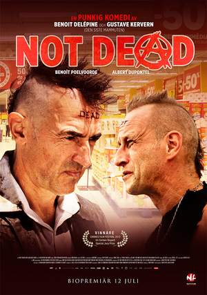 Not Dead poster