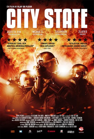 City State poster