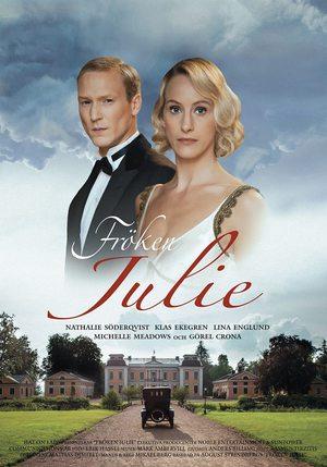 Fröken Julie poster