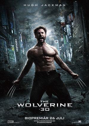 Wolverine tillbaka men var ar hjaltinnorna