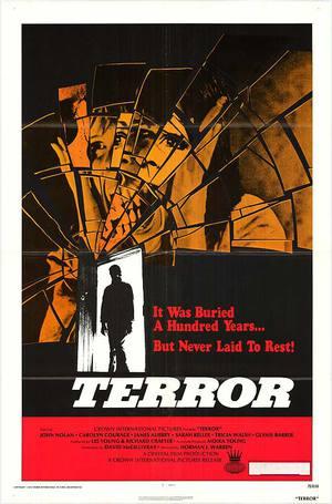 Terror poster
